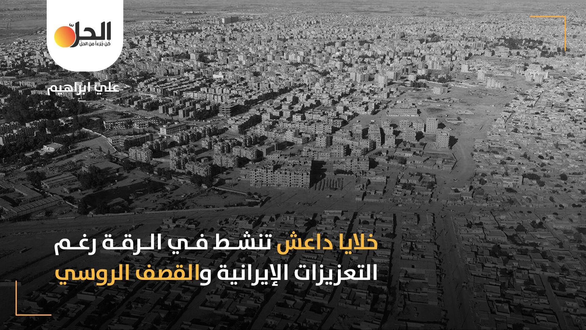"""نشاط خلايا داعش في الرقة: القوات النظامية تعاني في البادية، ووضع غير مستقر لـ""""قسد"""" في المدينة"""