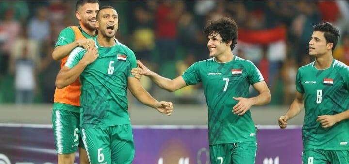 """""""كورونا"""" يقتحم صفوف المنتخب العراقي لكرة القدم"""
