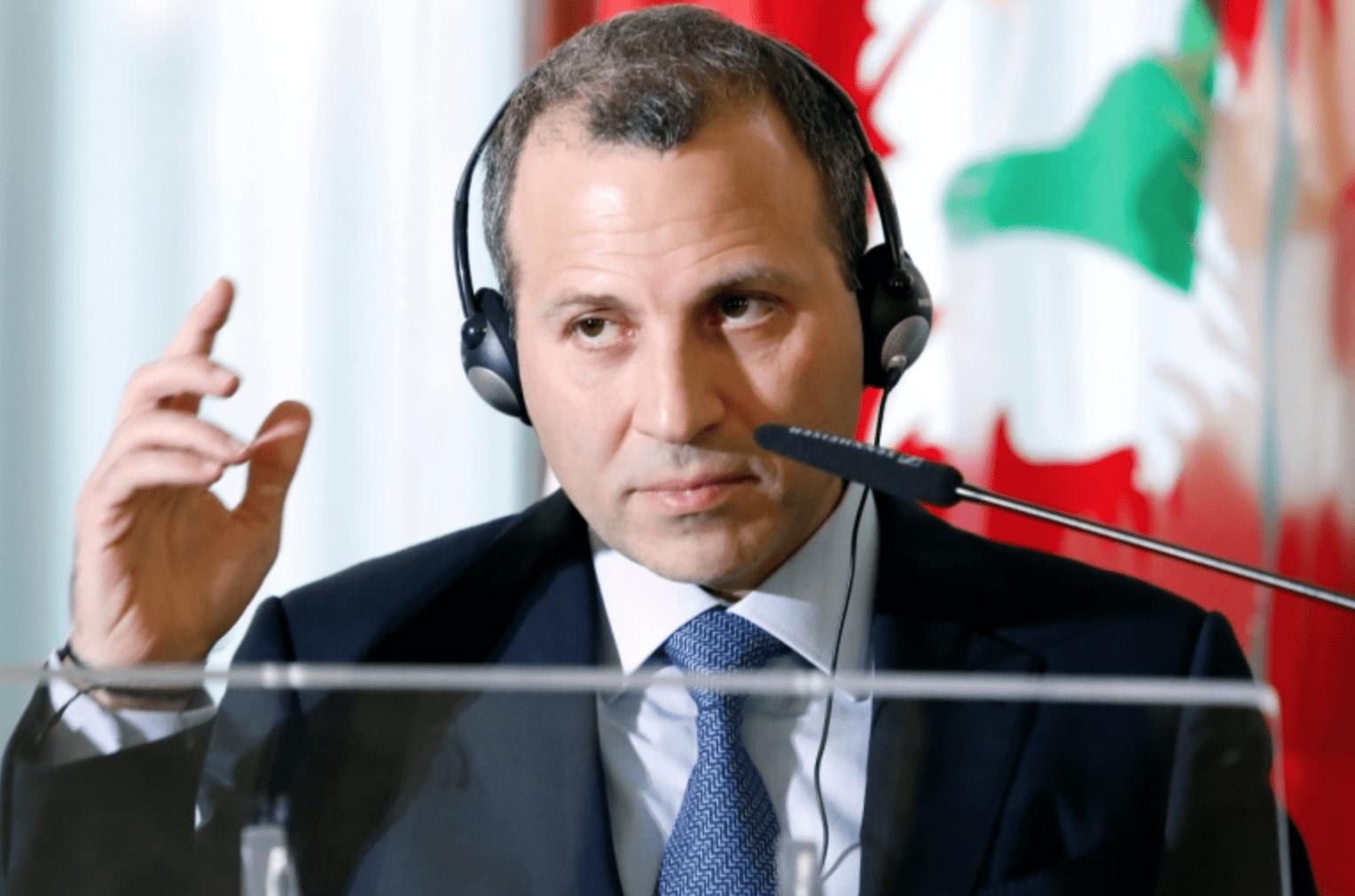 """مسؤولٌ أميركي يؤكّد أن استهداف """"باسيل"""" رسالة لجميع السياسيين اللبنانيين المُتورّطين بملفات فساد"""