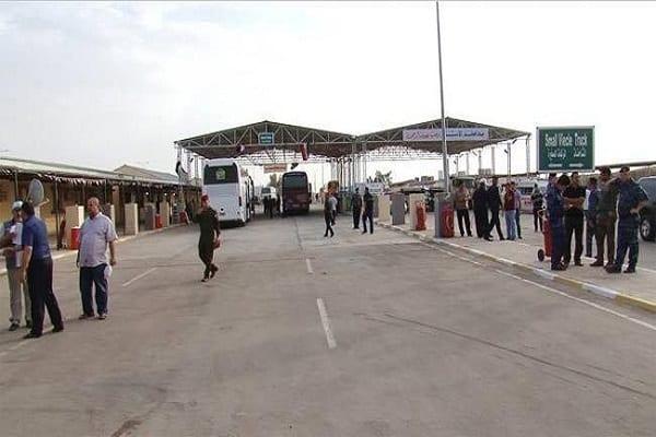 افتتاح معبر عرعر يحرم الأردن من واردات ترانزيت الشاحنات السورية