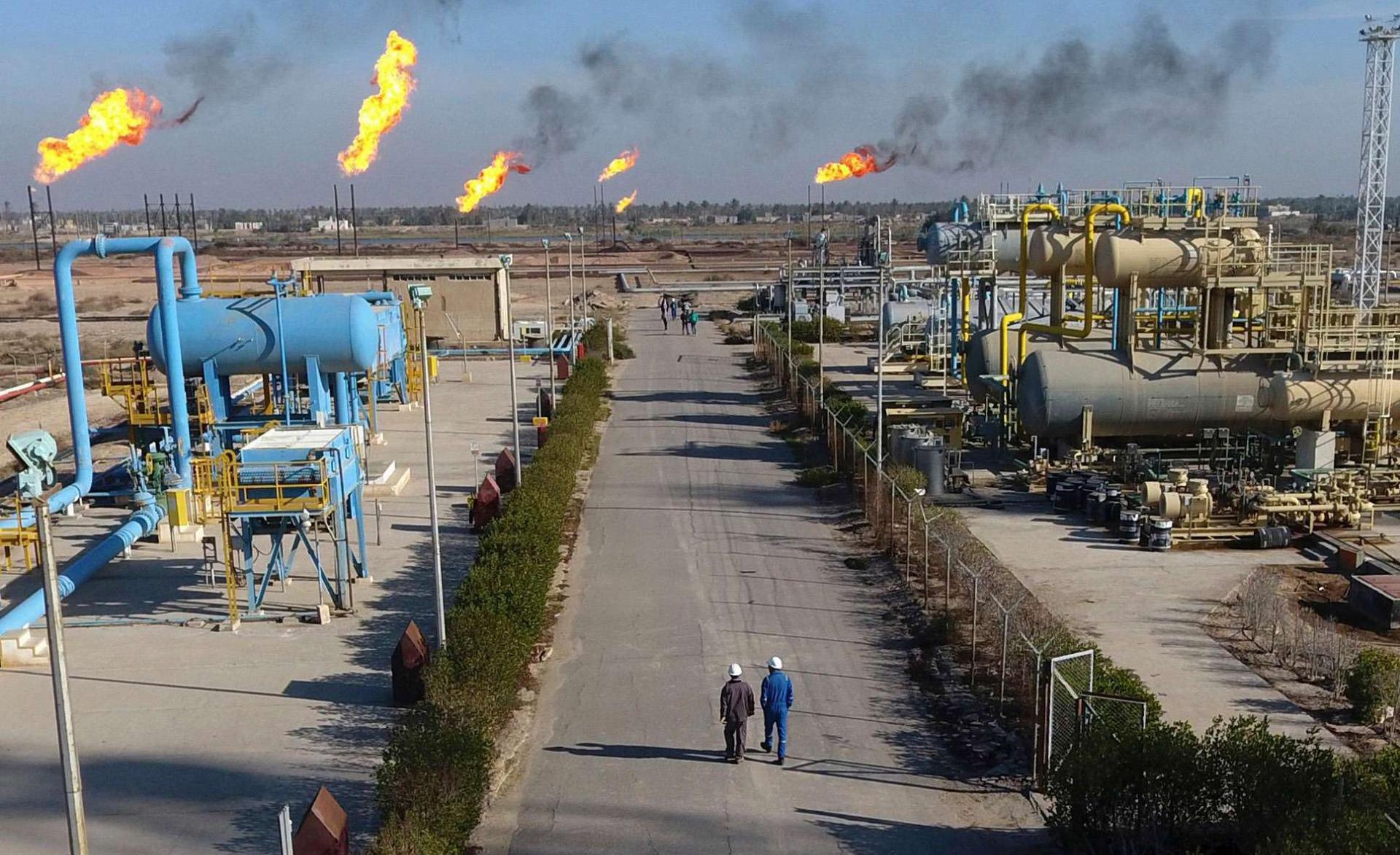 شركات نفط روسيّة تغزو العراق.. هل ستنجح بغداد في التّخلّص من الاعتماد على الكهرباء الإيرانيّة؟