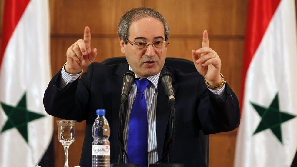 """الأسد يُعيِّن """"فيصل المقداد"""" وزيراً للخارجية و""""الجعفري"""" نائباً له"""