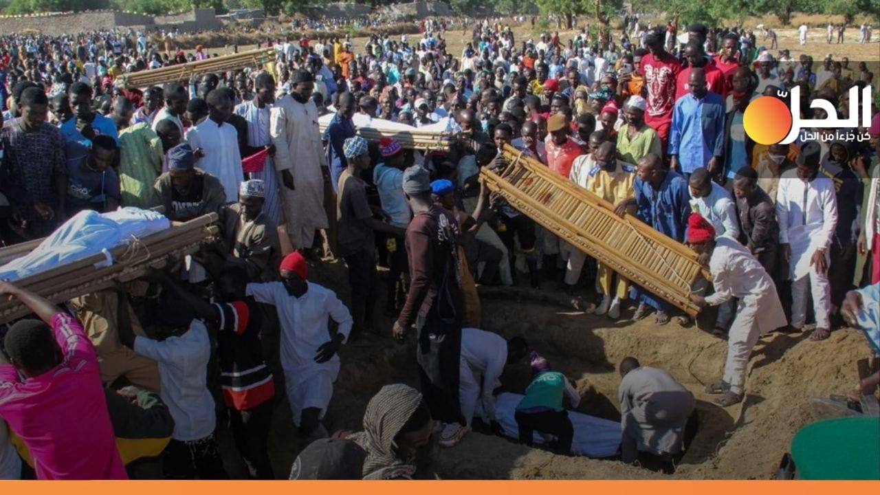 نيجيريا: /110/ قتلى بهجوم على مُزارعي الأرز بولاية بورنو