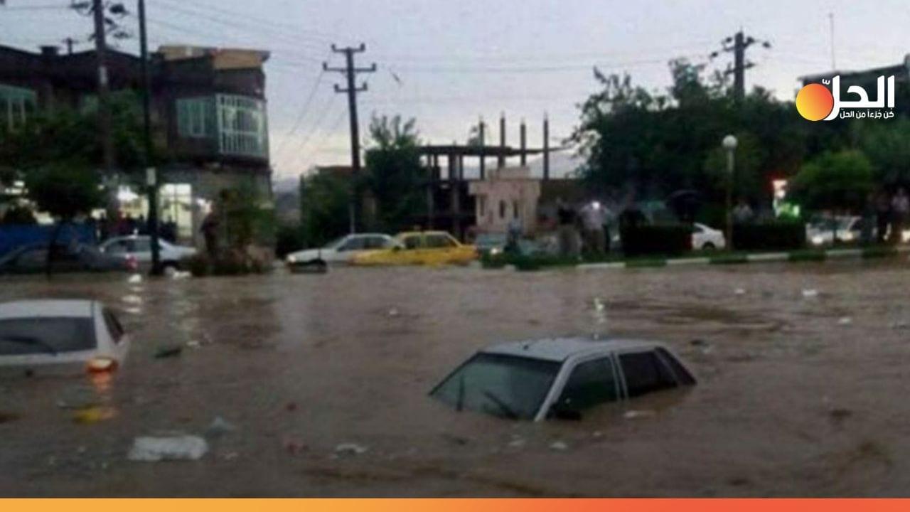 وزارة عراقية تُرَحّب بالسيول: تُنقذنا من العطَش!