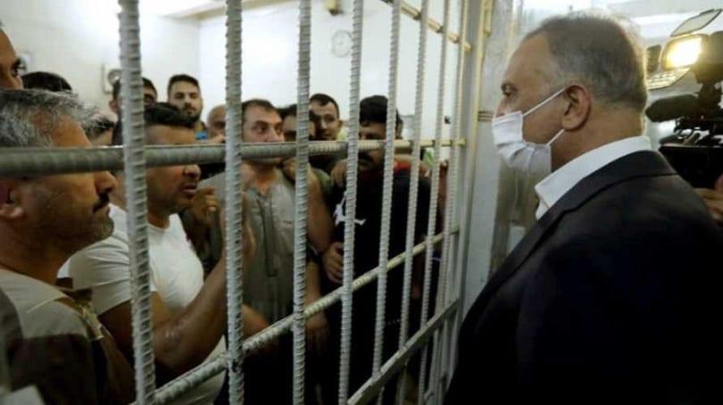 إعدام /21/ شخصاً مداناً بالإرهاب في العراق