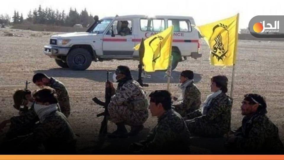قتلى وجرحى من المليشيات الإيرانية بقصف جويّ جديد على مواقعها بريف دير الزور