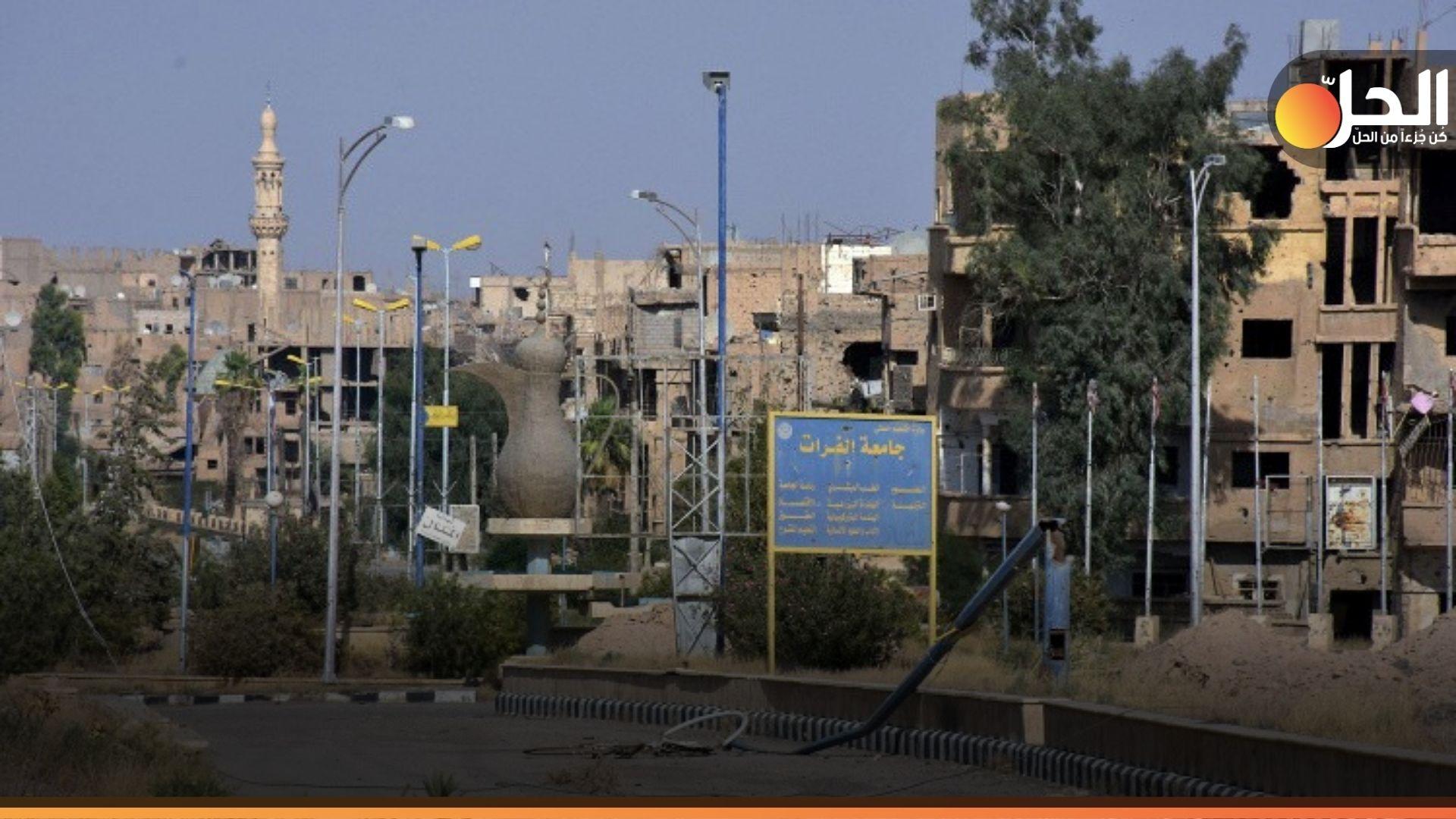 """""""حزب الله"""" يستولي على منزلٍ جديد في مدينة دير الزور"""