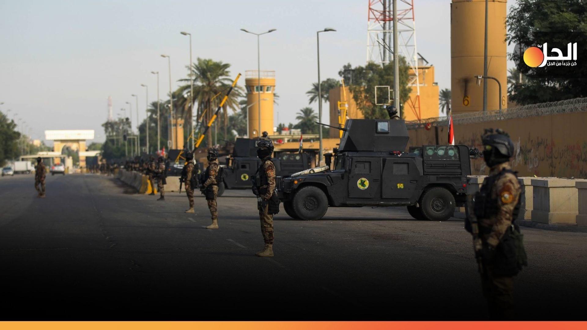 «مُخَطّطٌ لعَمَلٍ إجرامي».. انتشارٌ أمني مُكَثّف ببغداد في أوّل أيّام 2021