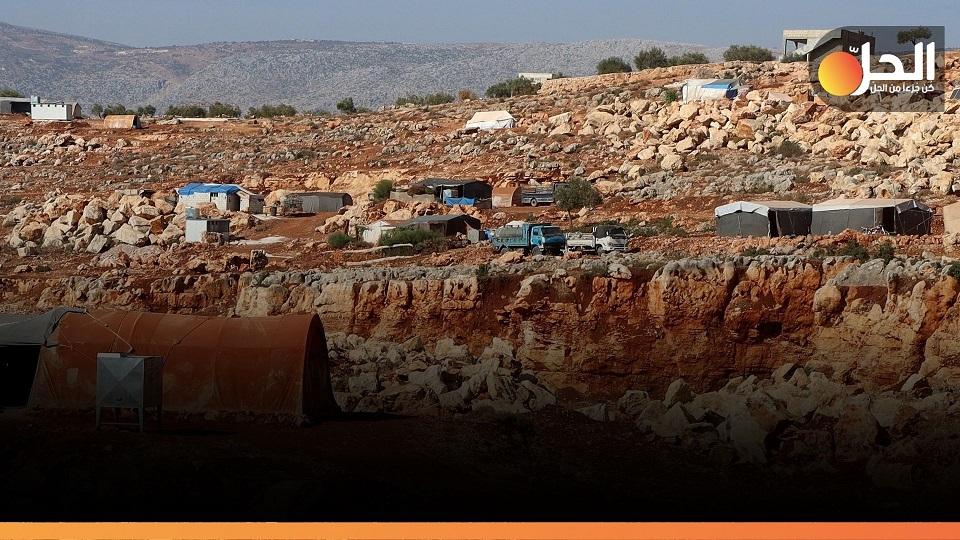 العثور على جثة طفل سوري بالقرب من إحدى المخيمات في إدلب