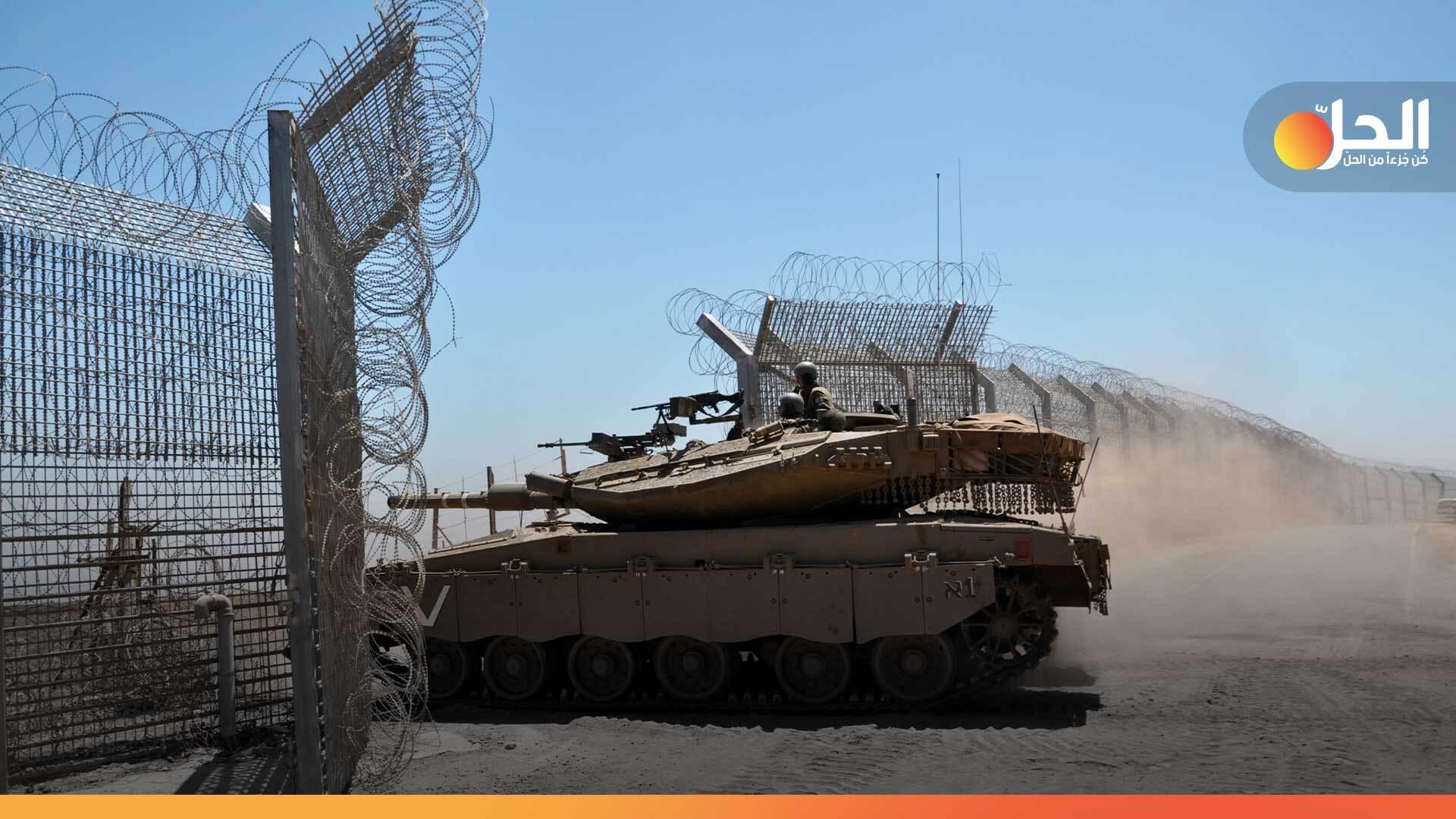الجيش الإسرائيلي يكشف عن عدد المرات التي استهدف فيها سوريا في عام 2020