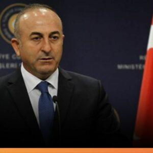 وزير الخارجية التركي تشاووش أوغلو ـ انترنت