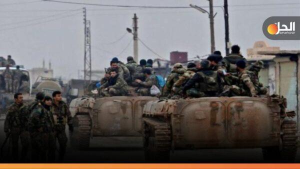 الجيش السوري يستقدم تعزيزات إلى غربي درعا… هل يقتحم طفس؟