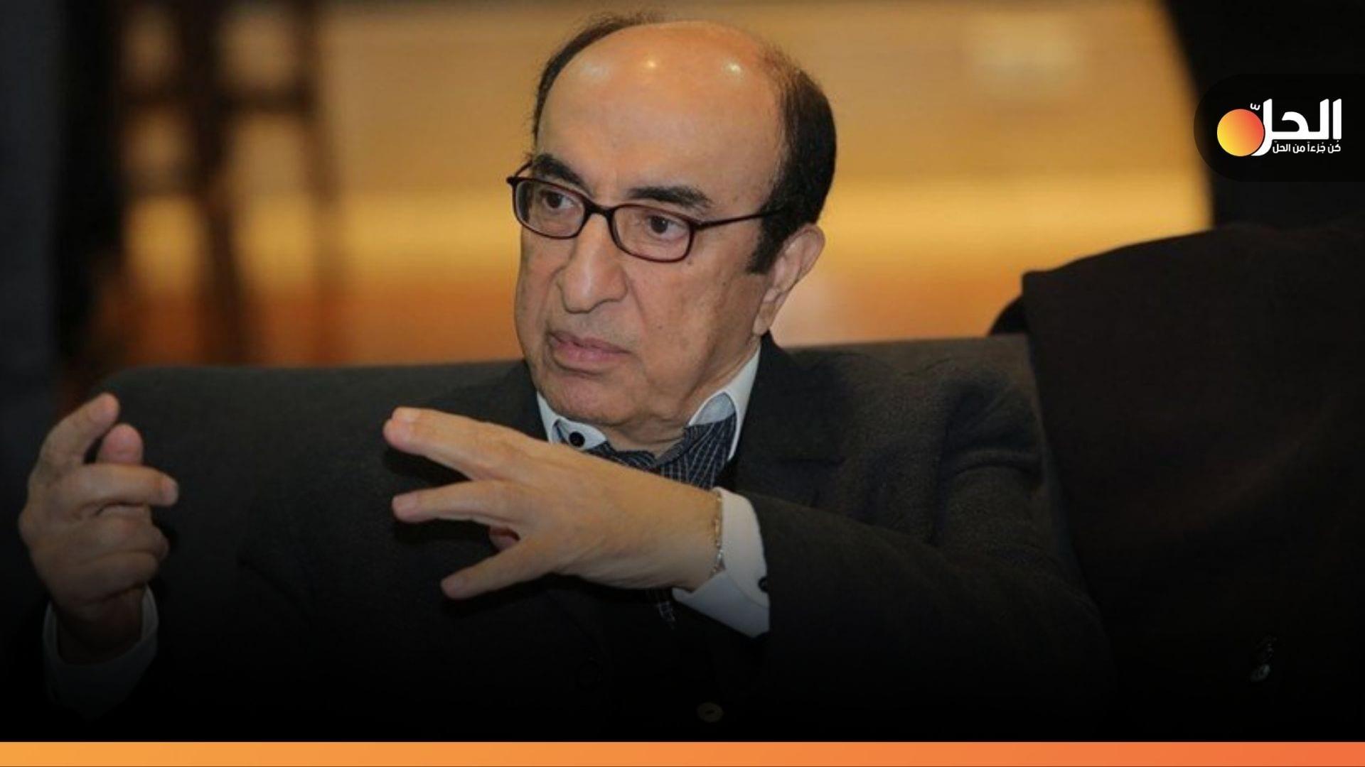 """وفاة الموسيقار اللبناني """"إلياس الرحباني"""" بفيروس كورونا"""