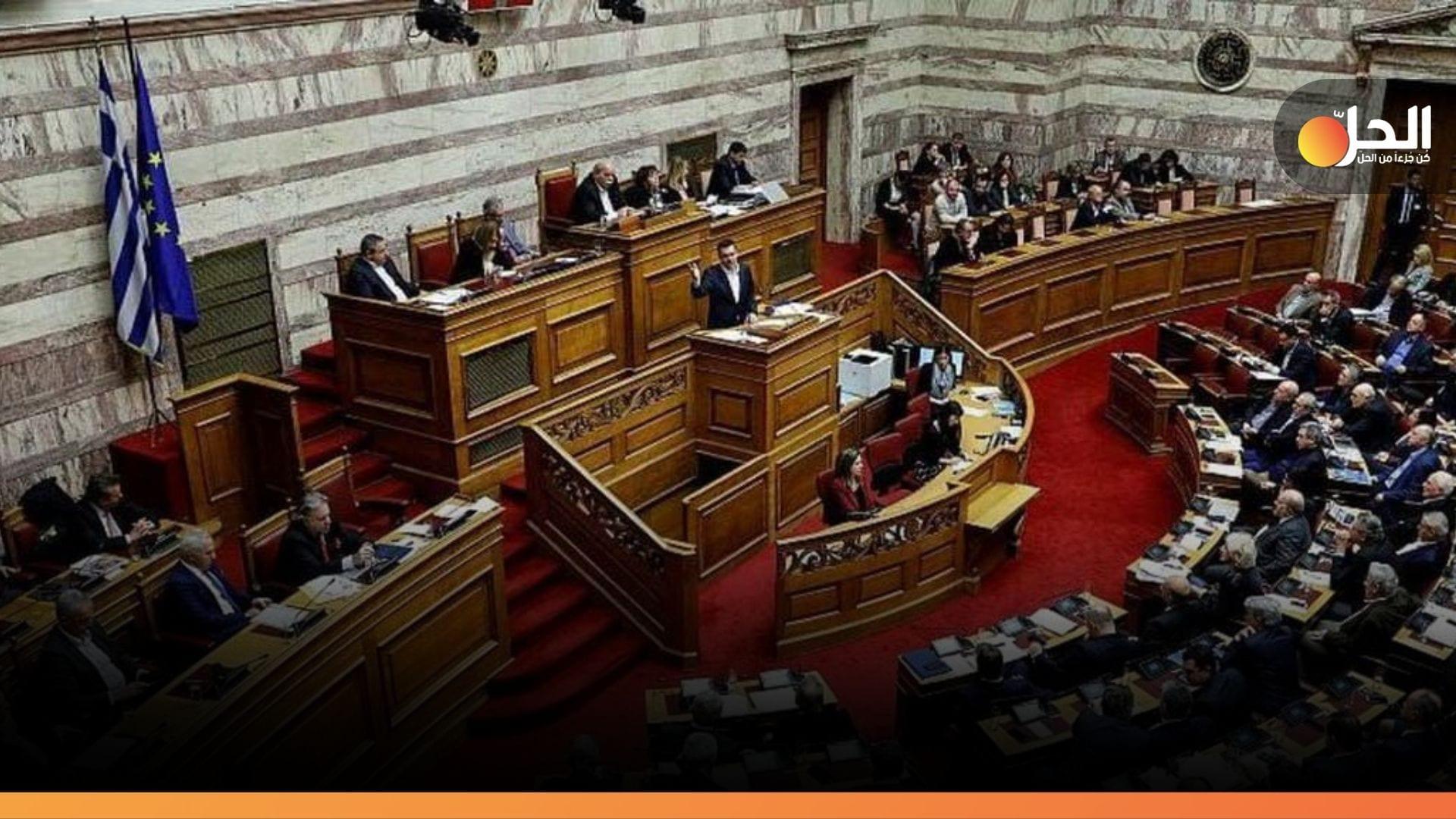 نتيجة توتّر علاقات أنقرَة وأثينا.. البرلمان اليوناني يبحث شراء /18/ طائرة فرنسية
