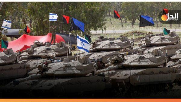 إسرائيل تحشد قواها العسكرية على جبهات الجولان…هل ثمة حرب محتملة؟