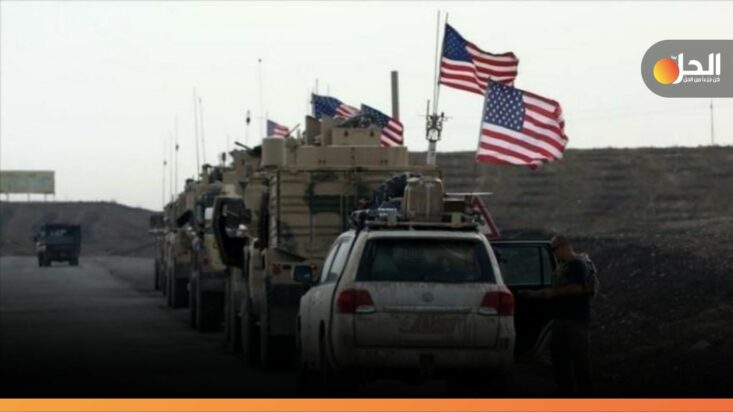 """دخول قافلة إمدادات جديدة لقوات التحالف إلى سوريا قادمة من """"كردستان العراق"""""""