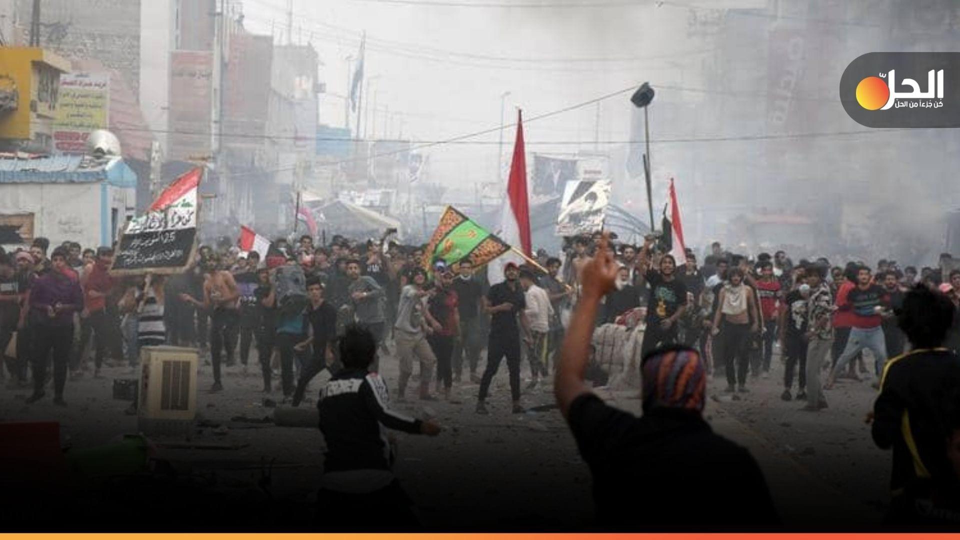 التيار الصدري يواصل تفجير منازل الناشطين والمتظاهرين في الناصرية