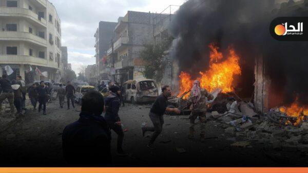 قتلى وجرحى بانفجاراتٍ متفرقة في ريف حلب الشمالي